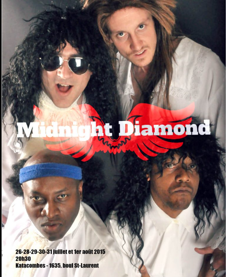 Midnight Diamond